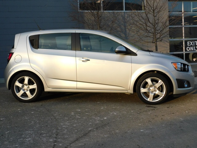 Pre-Owned 2012 Chevrolet Sonic 2LZ