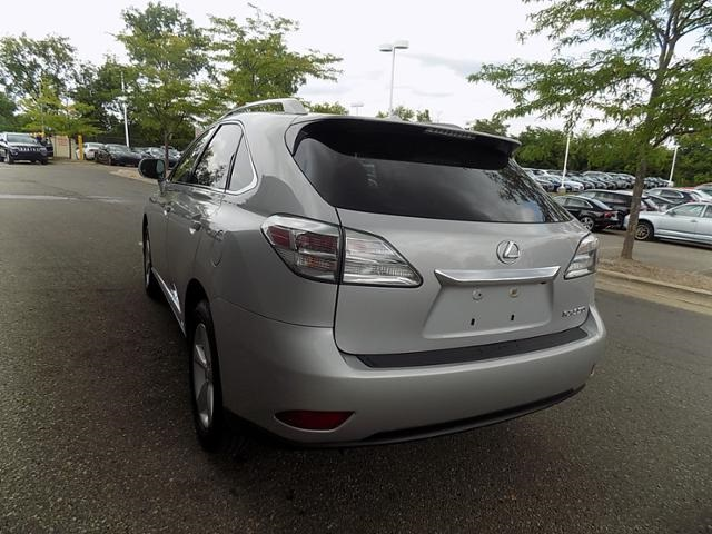 Pre-Owned 2011 Lexus RX 350