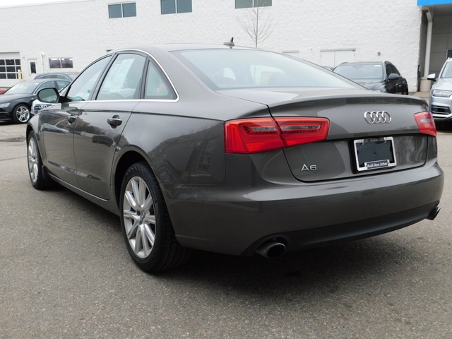 Pre-Owned 2013 Audi A6 2.0T Premium Plus