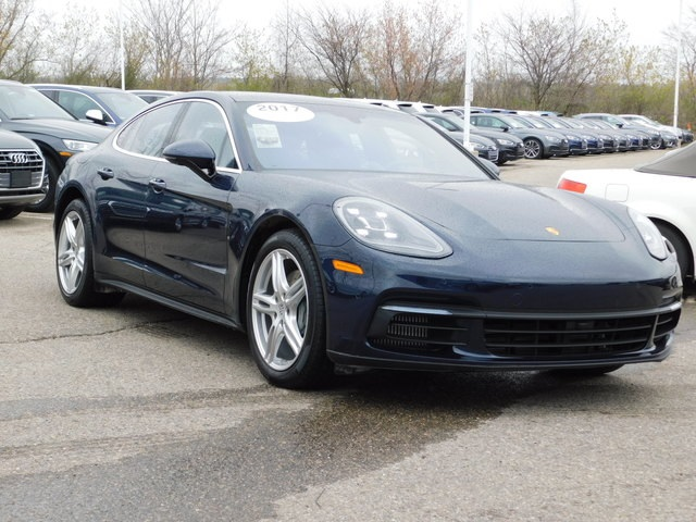 Certified Pre-Owned 2017 Porsche Panamera 4S