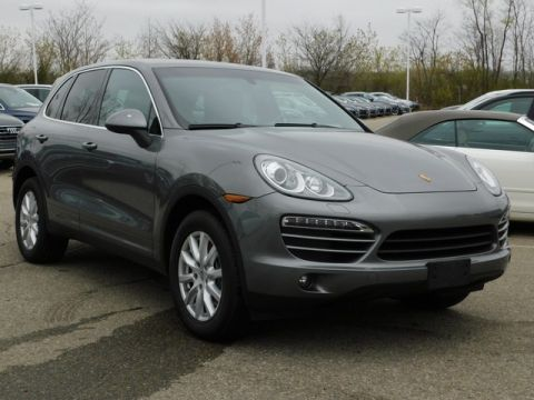 Pre-Owned 2012 Porsche Cayenne Base